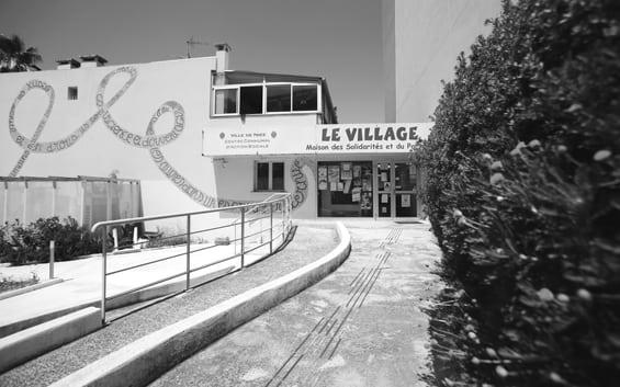 le village à l'ariane