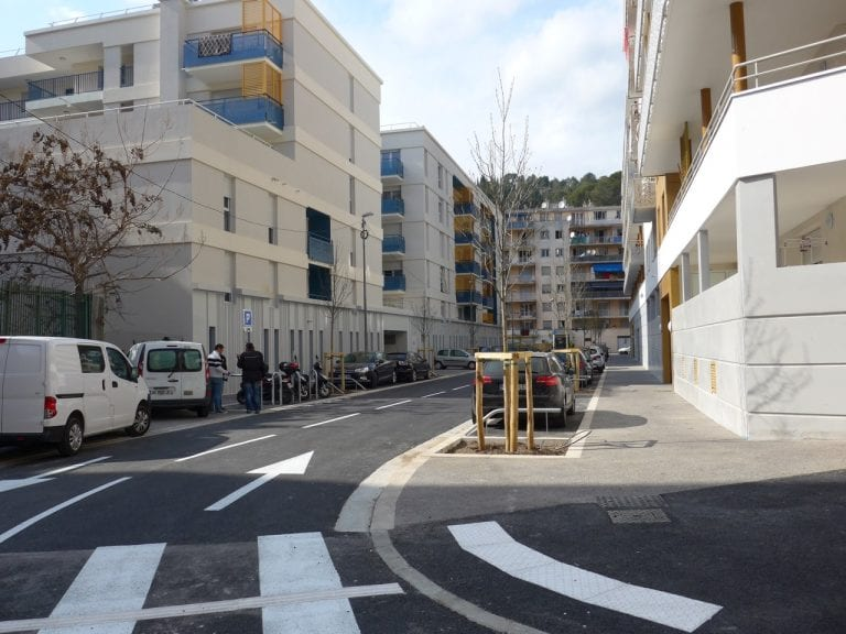 Rue Esther Poggio