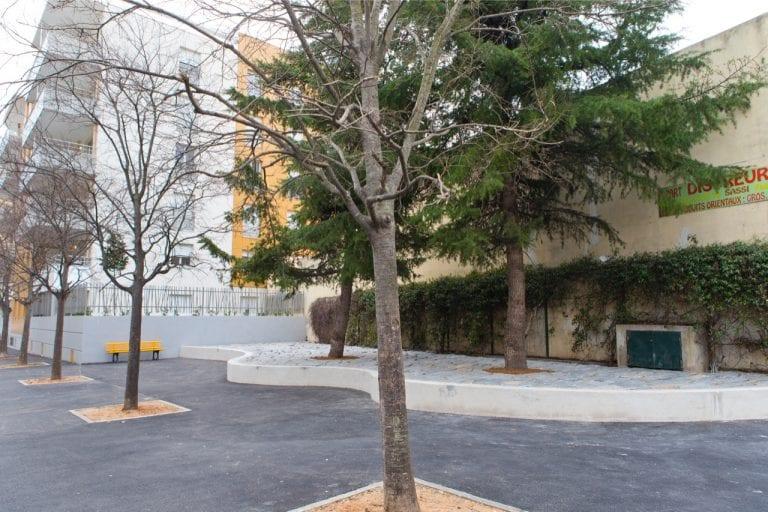Square Sylvain mars