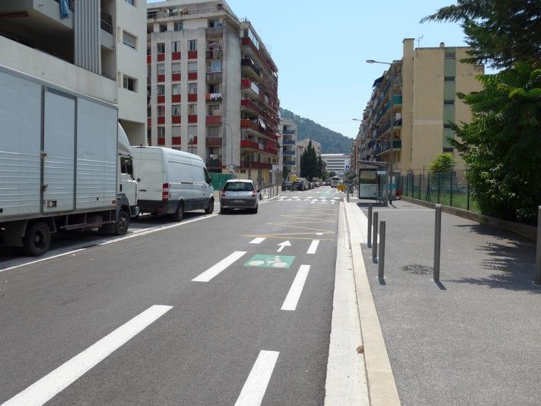 Rue Saramito