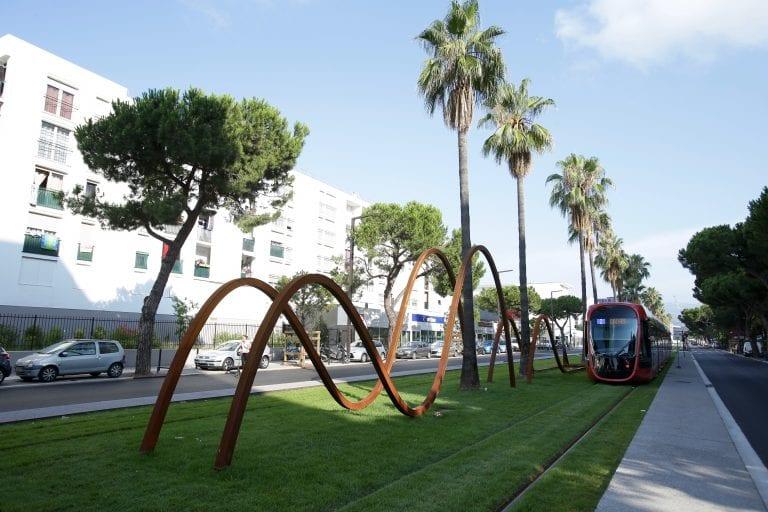 Le Tram Bd Paul Montel