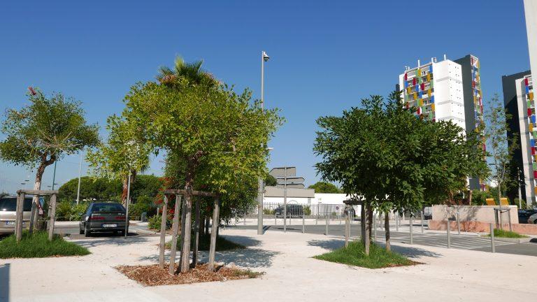 de nouveaux espaces publics
